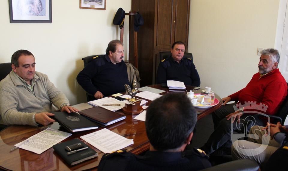 Intendencia de maldonado y la polic a comienzan a for Intendencia maldonado