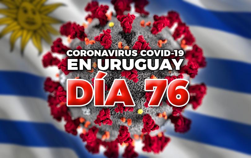 Uruguay sumó cinco positivos: dos en Rivera