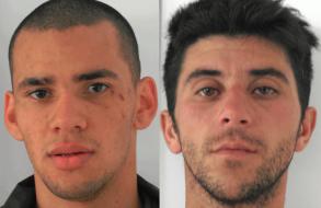 A la cárcel dúo de ladrones que intentó robar una distribuidora de barrio Rivera