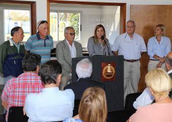 Nuevo centro comunal de barrio Lausana es bienvenido por 1.200 familias