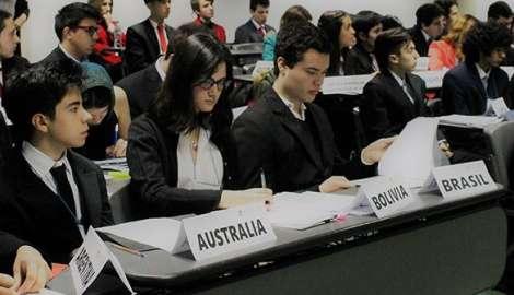 Estudiantes de Secundaria serán protagonistas del 1er. Modelo de Naciones Unidas de Punta del Este
