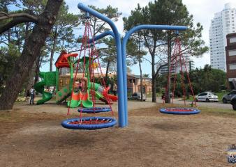 La plaza México de Punta del Este hacia una transformación como espacio recreativo