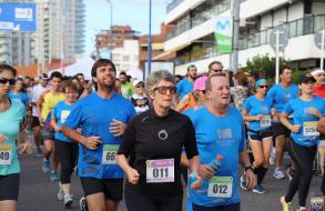 La primera fecha de ReCorre Maldonado convocó a 1.200 participantes