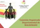 Se instala en Maldonado la Comisión Organizadora Departamental del CNE