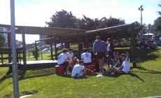 Unos 250 jóvenes participaron en torneo de fútbol en el parque La Loma