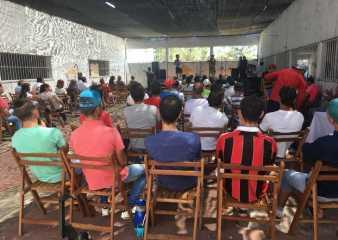 Casi 300 internos de Las Rosas realizan algún tipo de actividad educativa