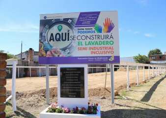 Comienza a cristalizar lavadero inclusivo impulsado por Asociación Down de Maldonado