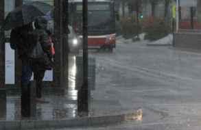 Alerta Amarilla por vientos fuertes y resistentes para varias ciudades de Maldonado