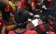 Alumnos del Liceo N° 6 de Maldonado presentaron trabajo sobre Educación en Derechos