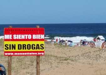 Fundación Manantiales inicia su campaña de verano en Punta del Este