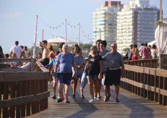 Antiguos veraneantes y residentes se reencontrarán en Punta del Este