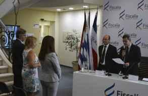 El Fiscal de los casos Cambio Nelson y Marcelo Balcedo fue trasladado a Montevideo