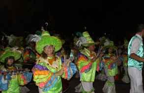 Se cierra el Carnaval de Maldonado con desfile por Acuña de Figueroa