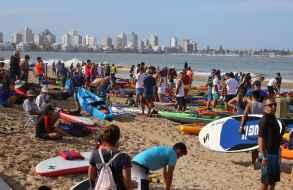 Preparan nueva travesía en kayak y paddle surf a la Isla Gorriti para el 4 de marzo