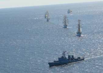 Punta del Este y Montevideo recibirán en abril regata de grandes veleros latinoamericanos