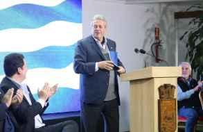A 3 años de iniciado su gobierno el intendente Enrique Antía volvió a reclamar por más recursos
