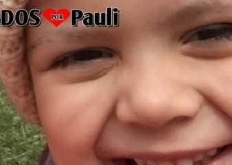 """Beneficio para la pequeña """"Pauli"""" se realizará el domingo 11 de junio"""