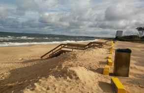 Experto extranjero hizo recorrida por zonas sensibles de la costa de Maldonado