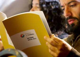 Sistema de Cuidados aumentó más de 4.500 cupos para niños de 3 años a través de la ANEP