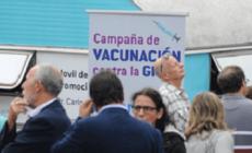Más de 450.000 personas ya se vacunaron contra la gripe y la campaña sigue hasta fin de mes