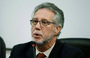 El viceministo del Interior Jorge Vázquez participa en mesa redonda en Maldonado