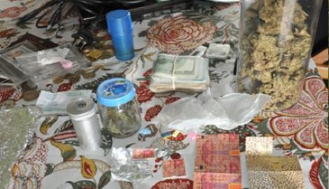 Importante incautación de drogas en Piriápolis tras falsa denuncia de secuestro de mujer despechada