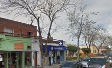 Buscan a rapiñeros de farmacia de San Carlos que perdieron el botín en la huída
