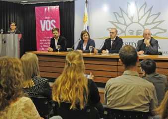 El Plan de Fortalecimiento de Capacidades en el tema drogas capacitó este año a 3.000 personas