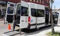 Presentaron camioneta con moderna tecnología para usuarios en silla de ruedas