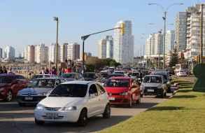 Nuevos datos confirman que creció un 21% el ingreso de visitantes a Uruguay en lo que va de 2017