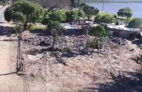 La semana próxima familias de El Placer comienzan la etapa de autoconstrucción de sus viviendas
