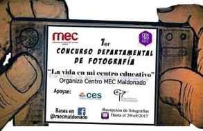"""Centros MEC convoca a concurso de fotografía """"La vida en mi centro educativo"""""""