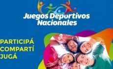 Este viernes en Maldonado se realiza el lanzamiento de los Juegos Deportivos Nacionales