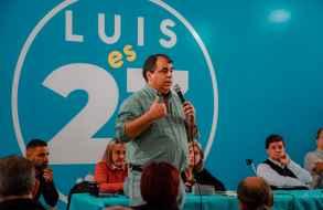 Rodrigo Blás sostuvo que generar trabajo es hoy una prioridad en Maldonado