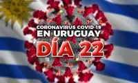Uruguay totaliza 386 casos de coronavirus Covid-19 ahora en 12 departamentos