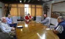 Autoridades de la IDM analizaron actual situación con el Plenario Intersindical de Trabajadores