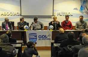 El programa Gol al Futuro atenderá en 2020 a unos 7.000 futbolistas juveniles de todo el país