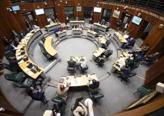 La Junta Departamental aprobó por unanimidad fondo solidario para afrontar la crisis por el Covid-19