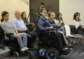 El gobierno invertirá US$ 55.000 para la compra de sillas adaptadas para la práctica de deportes