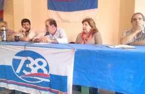 El Espacio 738 de Maldonado propuso consagrar en diciembre los 3 candidatos del FA para mayo
