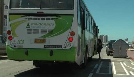 Rigen desde este lunes cambios en los recorridos del servicio de transporte urbano de pasajeros