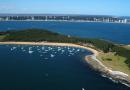 Este sábado se realiza la Travesía a Nado de la bahía de Maldonado desde Gorriti