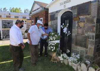 14 de enero: se recuerdan 23 años del fallecimiento de Domingo Burgueño Miguel
