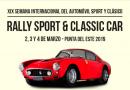 """Llega la 19ª edición de la """"Semana Internacional del Automóvil Sport y Clásico"""""""