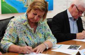 Acuerdo del Mintur y República Microfinanzas facilitará créditos de hasta $ 250.000 para mipymes