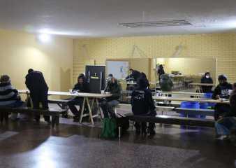 El Mides en Maldonado tiene dispuestos 5 refugios para asistir a unas 130 personas