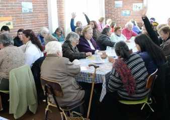 Continúan eventos por el Día del Abuelo en todo el departamento de Maldonado