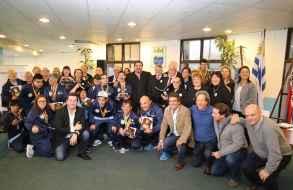 Atletas especiales reconocidos por su participación en Olimpíada Fides Colombia