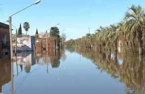 Comenzó retorno de desplazados por las inundaciones en Florida y Canelones