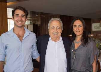 Falleció este lunes a los 85 años el inmobiliario puntaesteño Luis Sáder